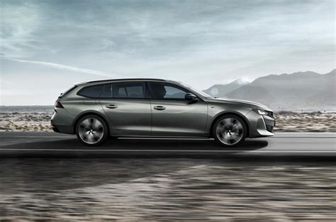 2019 peugeot 508 sw 2019 peugeot 508 sw wagon revealed performancedrive