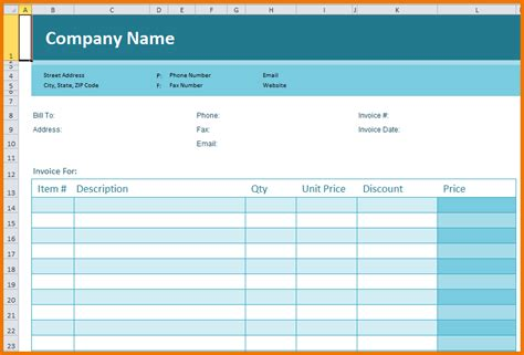 Scope Of Work Template Excel by Pretty Spreadsheet Templates Www Pixshark Images