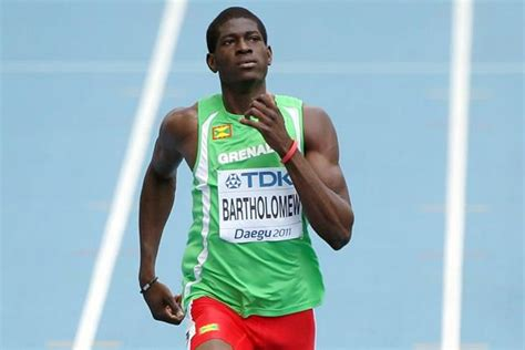 Grenada Birth Records Rondell Bartholomew Profile Iaaf Org