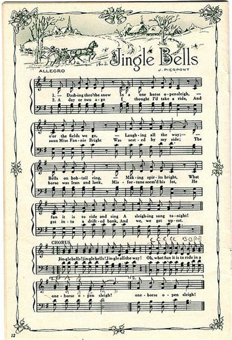printable xmas sheet music dishfunctional designs upcycled sheet music crafts