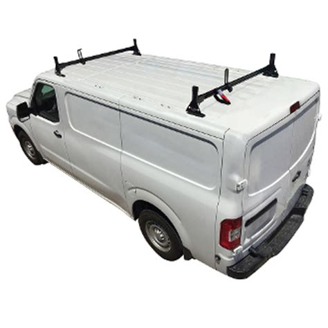 Nissan Nv Roof Rack by H1 Style Steel 2 Bar Roof Rack System For Nissan Nv 1500
