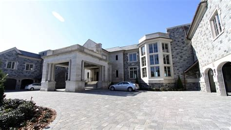 derek jeter house derek jeter s ta mega mansion completed homes of the rich