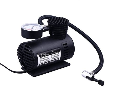 Jenis Pompa Air Mini portable mini car air compressor 300 psi pompa angin ban