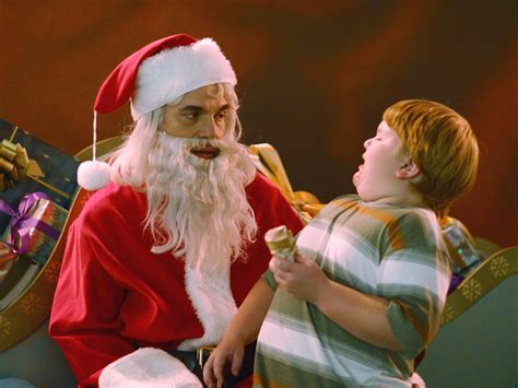 bad santa 2003 best time out