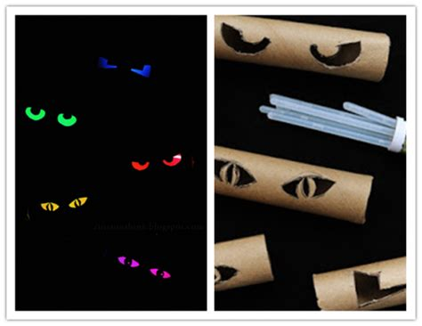 How To Make Glow In The Toilet Paper - 10 wonderful toilet paper roll crafts to do with