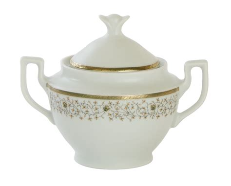 Cater Bowl Discon 30 vine classic vine sugar bowl with lid 30cl
