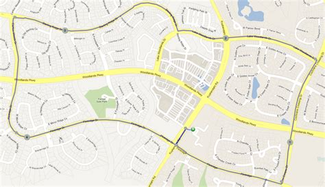 woodland texas map club maps the woodlands running club