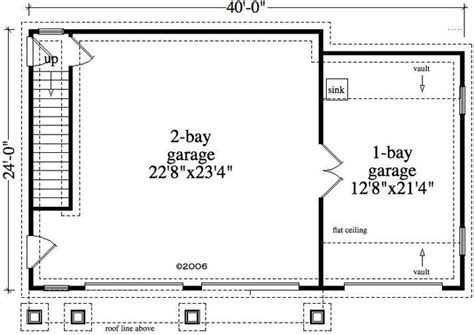 detached garage floor plans simple detached garage floor plans placement home plans
