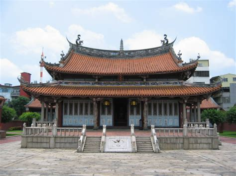 chinese house architecture evolved ancient china temple of confucius