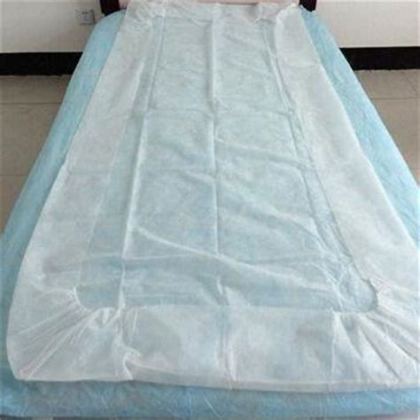 disposable bed sheets china disposable bed sheets made of nonwoven for