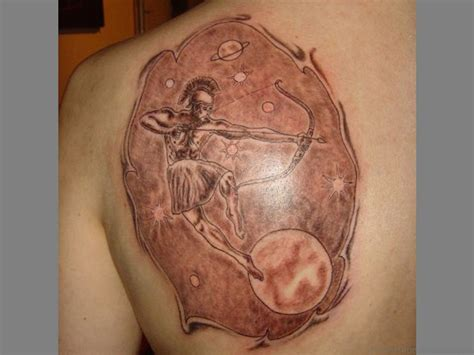 40 impressive sagittarius tattoos on back