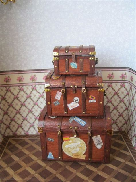 miniaturas y dollhouse 973 best bolsos y maletas mini images on