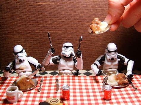 dinner wars stormtrooper toys image 10553 - Dinner Wars