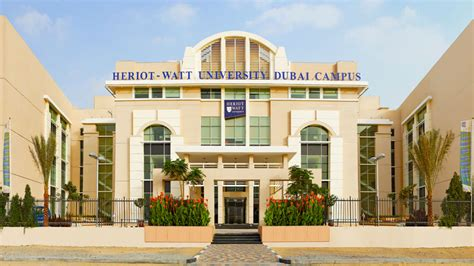 Heriot Watt Dubai Mba Ranking by Study Abroad In Dubai Middle East How To Apply