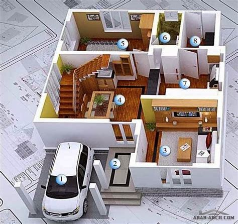 modern home design 3d 3d modern house plans collection house plans d house plans and modern houses