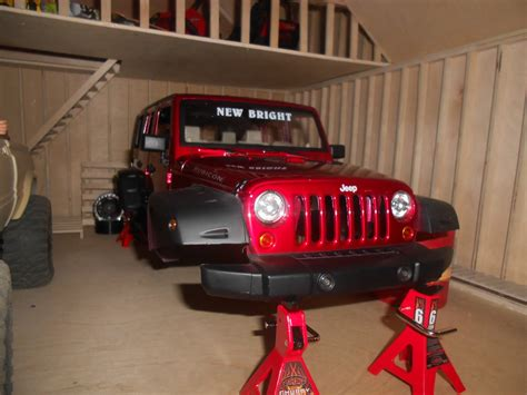 rattletrap jeep rollin scale r c trucks presented by letsgomuddin quot rattle trap