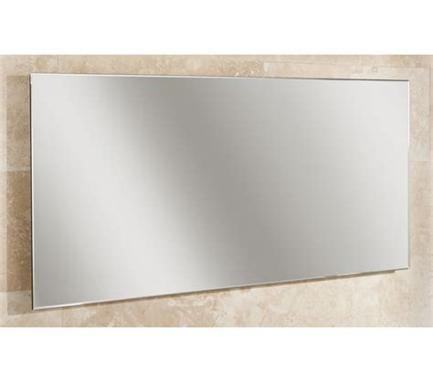 hib aaron landscape bevelled edge led bathroom mirror hib willow landscape bevelled edge mirror 1200 x 600mm