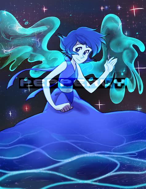 imagenes de lapiz lazuli steven universe lapis lazuli by pepperly on deviantart