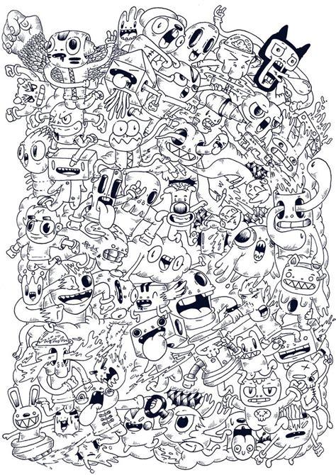 doodle vs doodle 3 doodle falling doodles by redstar94 on deviantart