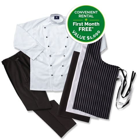 Chef Uniforms Workwear Coats Pants Aprons Alsco Com Au