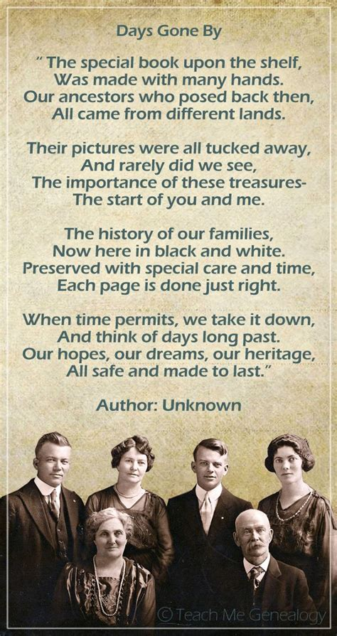family history beautiful genealogy family history poem family reunion