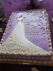 purple bridal shower cake wedding someday pinterest