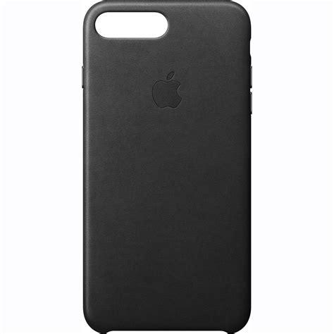 Iphone 7 Plus Leather Black apple iphone 7 plus leather black mmyj2zm a b h photo