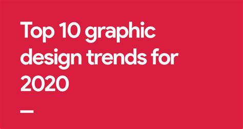 top  graphic design trends