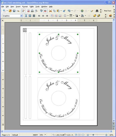 cd template free 5 best images of wedding cd labels templates wedding dvd