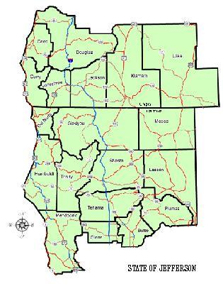 map of jefferson local attractions jefferson backroads