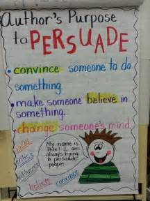 purpose of a persuasive essay persuasive writing anchor chart anchor charts anchor charts teaching and