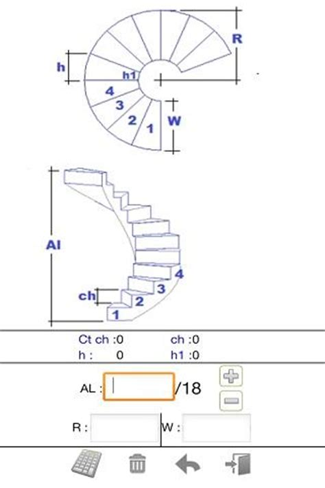 Stair Design Calculator by Stair Calculator Free 1 0 Apk Androidappsapk Co