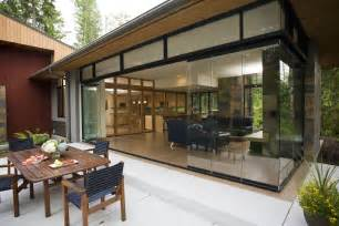 sliding glass wall system cost nanawall systems launches innovative opening glass wall systems at ibs