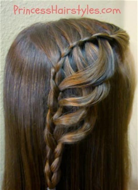 feather braiding technique braiding hairstyles folded feather braid hairstyles