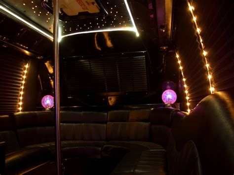 party bus with bathroom 30 passenger gmc rts party bus in chicago 3