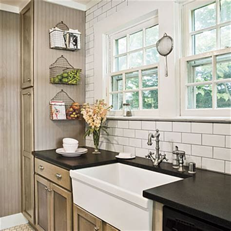 southern living kitchen designs cottage kitchen cottage style ideas and inspiration