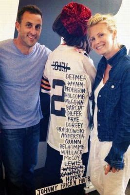Bad Juju In Cleveland browns fan retiring infamous jersey of failed qbs because