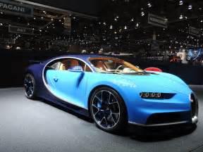 Bugatti Address Bugatti Chiron Our New Leader Is Here