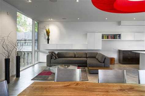 home interior design ottawa minimalist zen like barn with external cladding in ottawa