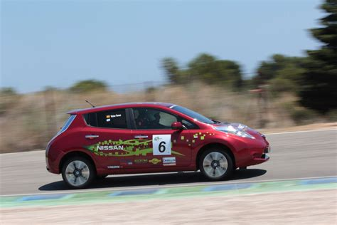 nissan range nissan tests longer range 48 kwh leaf at ecoseries