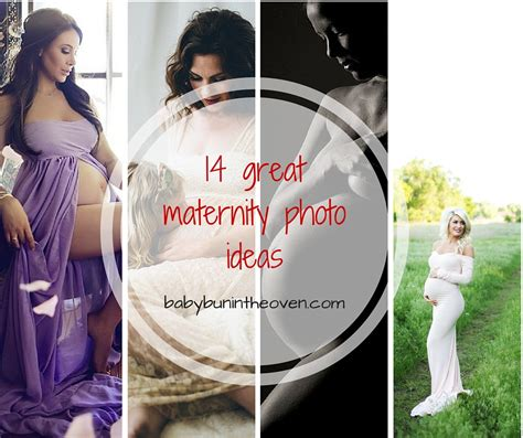 themes for pregnancy pictures 14 great maternity photo ideas bun in the oven