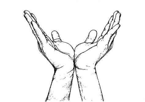 coloring pages of two hands praying hands coloring sheets shared by france 100526