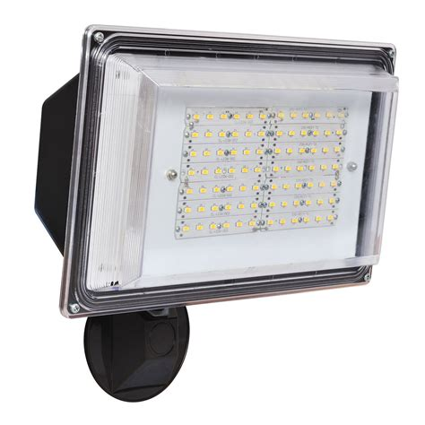Outdoor Security Lights Amax Lighting Led Sl42bz Led Outdoor Security Wall Washer Atg Stores