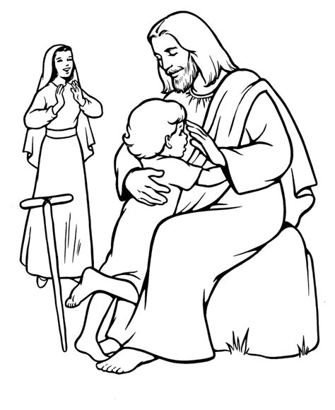 coloring pages jesus child free printable jesus coloring pages for
