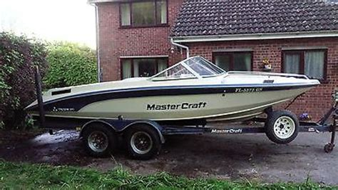bowrider speed boats for sale uk mastercraft tristar 190 ski power sports speed boat v8