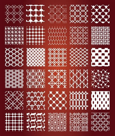 photoshop shape pattern fills 30 lace pattern by maslof14 graphicriver