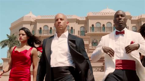 how did they film fast and furious 7 furious 7 review paul walker s last ride is explosive