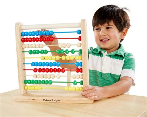 counting tool with abacus and its benefits for children