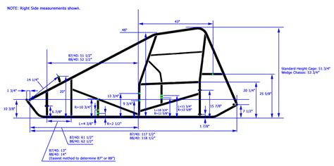 car frame and chassis blue prints pictures to pin on pinterest thepinsta kit car chassis drawings