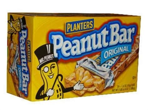 planters peanut bar 24ct ebay